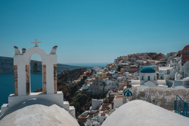 The 5 iconic villages of Santorini