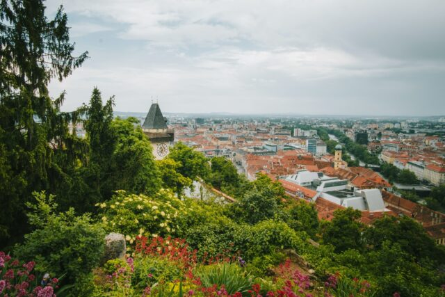 5 good reasons to choose Graz to others Austrian Cities