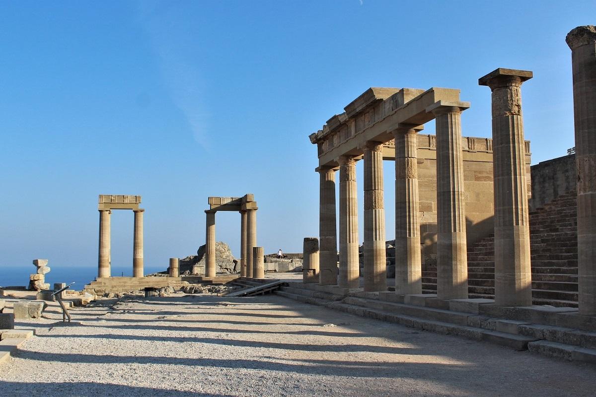 Acropolis di Lindos