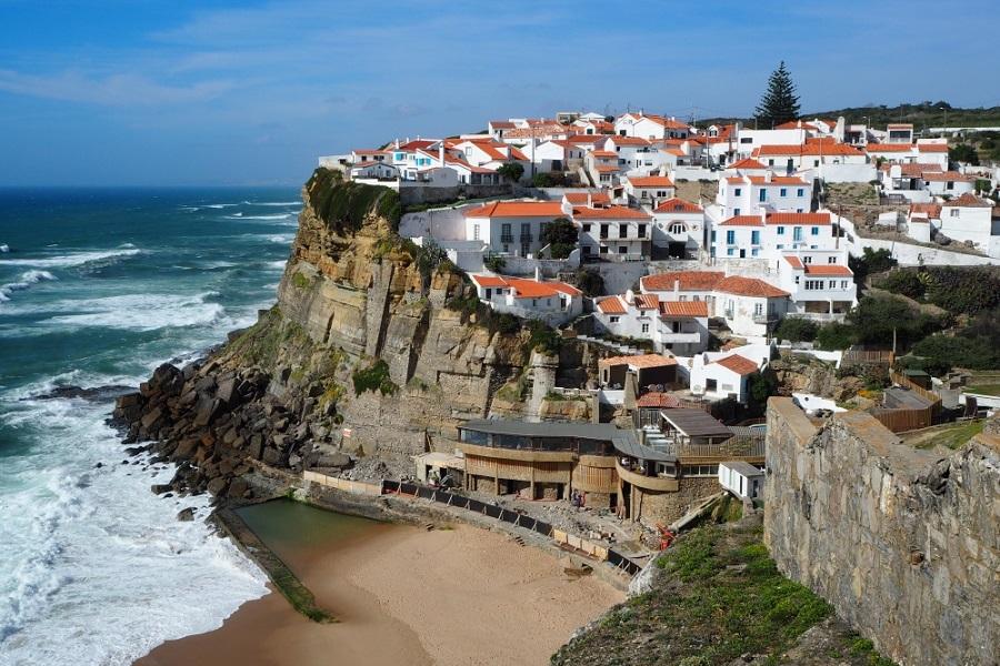 Azenhas do Mar, Città Bianche in Europa
