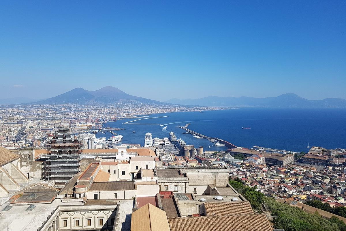 Sud Italia Napoli