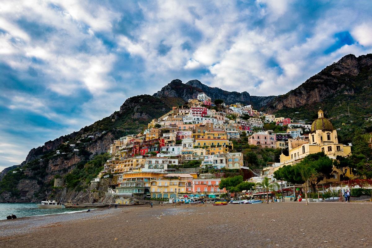 Positano Sud Italia