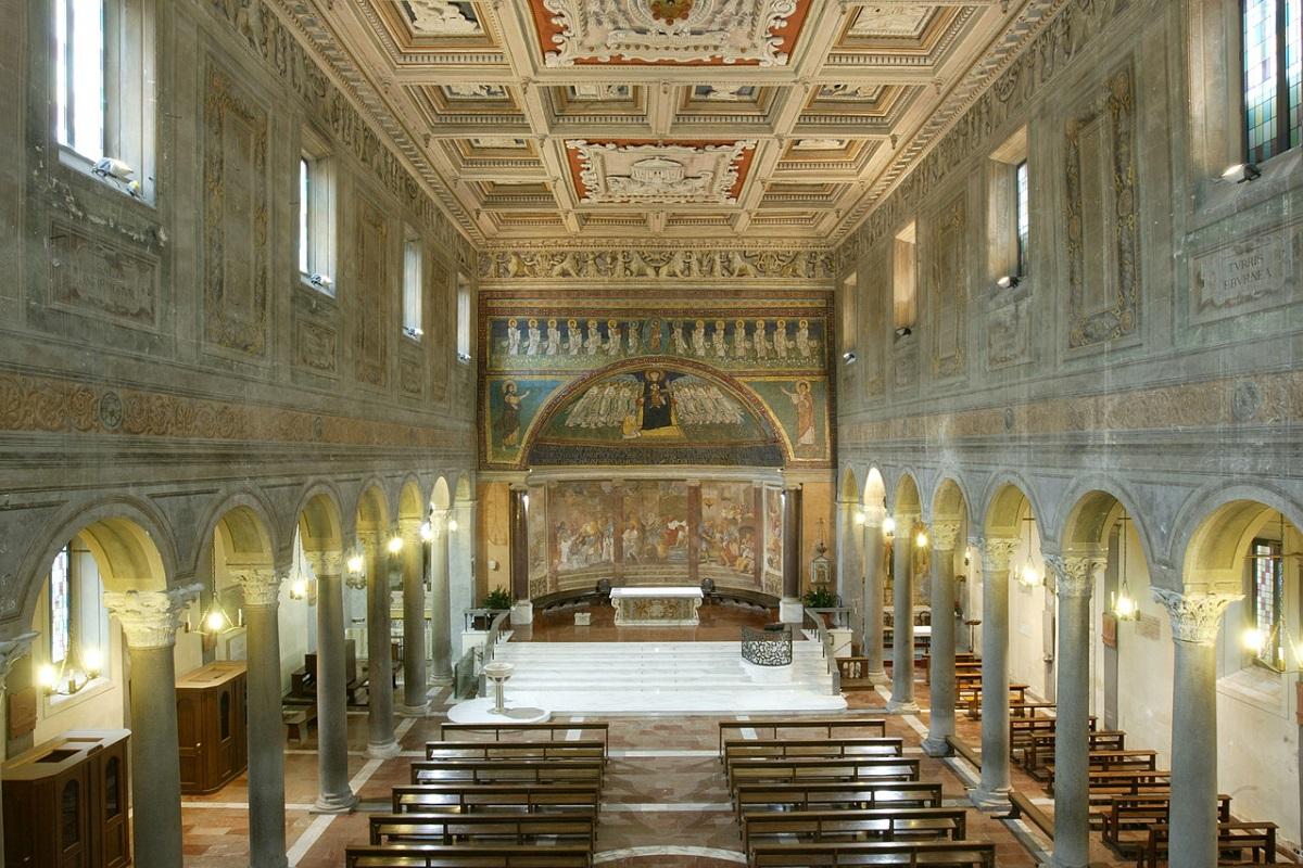 Le sei chiese nascoste di roma