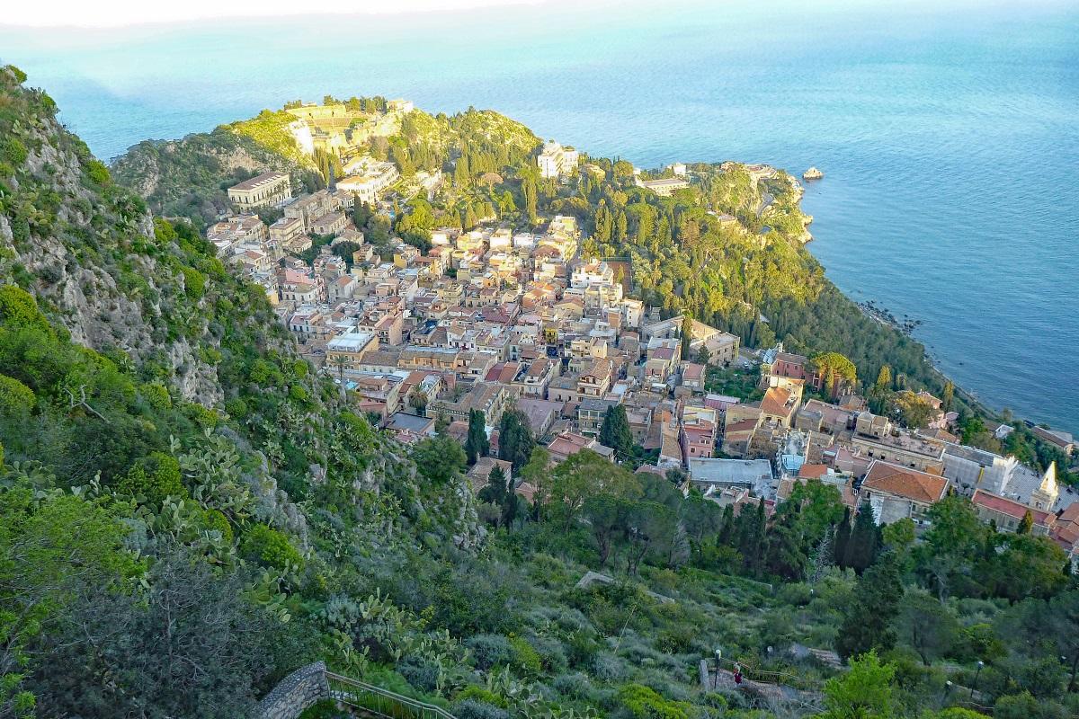 Taormina Sud Italia