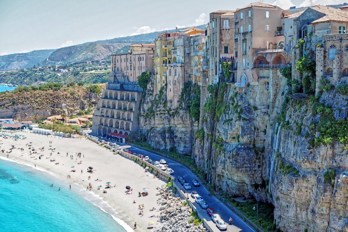 Tropea Sud Italia