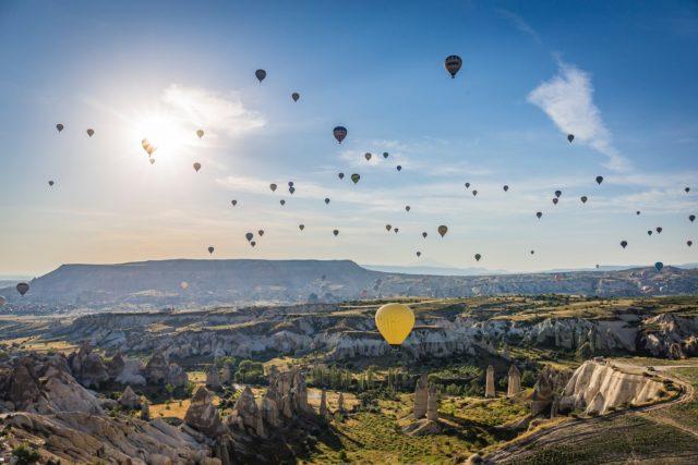 Alla scoperta della Cappadocia