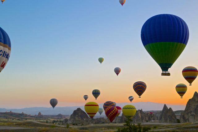 Le 5 ragioni per visitare la Cappadocia