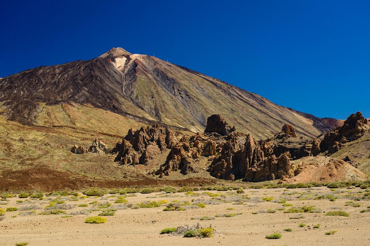 El Teide, Tenerife