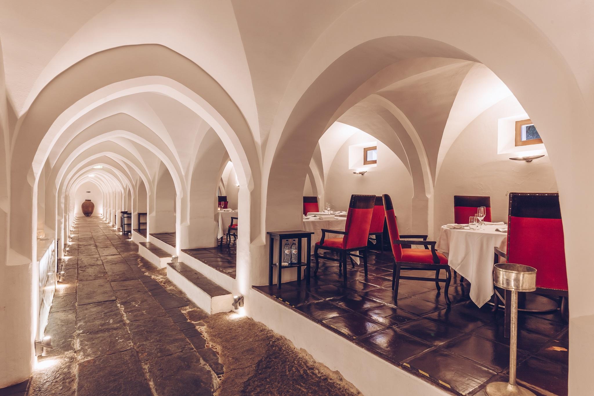 Divinus Restaurant al Convento do Espinheiro