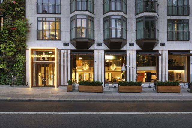 Gli Originali: The Athenaeum Hotel & Residences