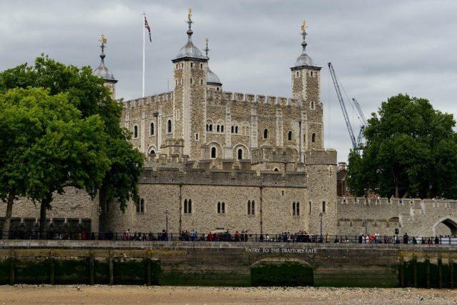 Torre di Londra: simbolo della monarchia britannica