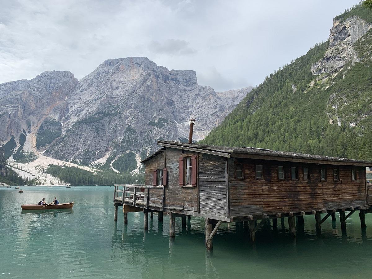 In giro sulle Dolomiti