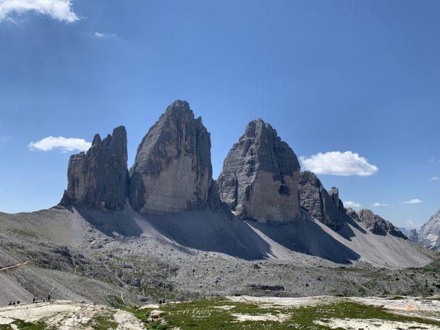 3 giorni in giro sulle Dolomiti
