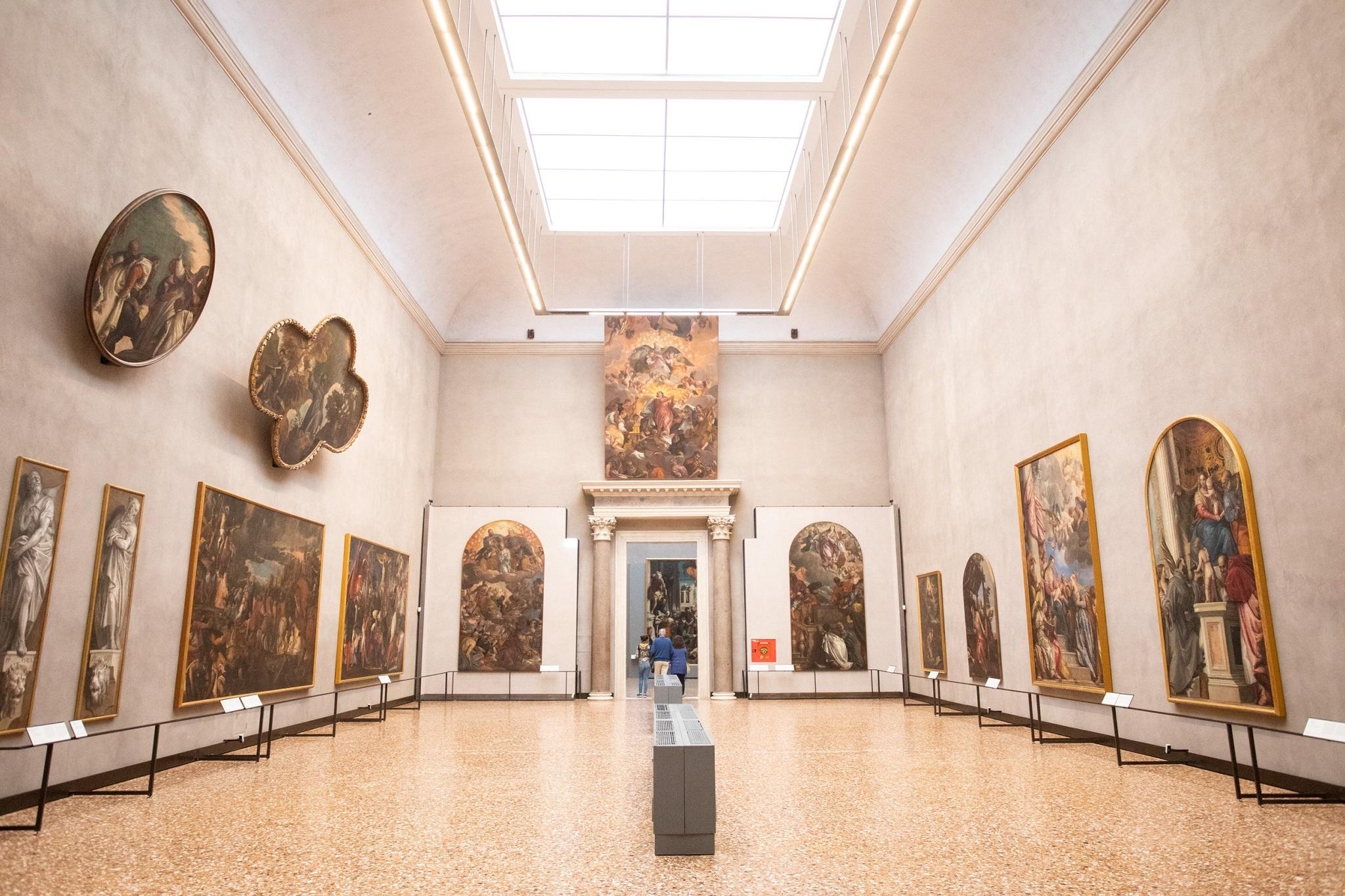 Galleria dell'Accademia Venezia
