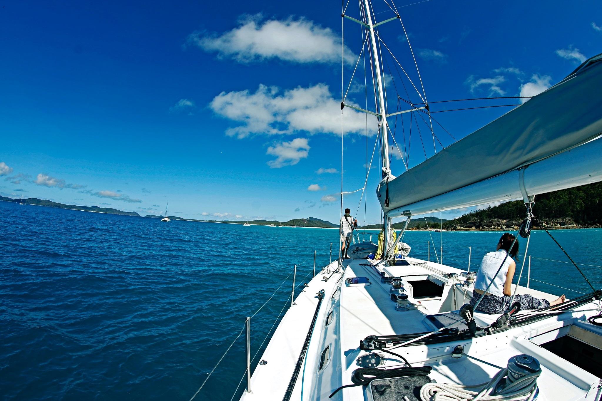 Viaggiare Sicuri Barca a Vela