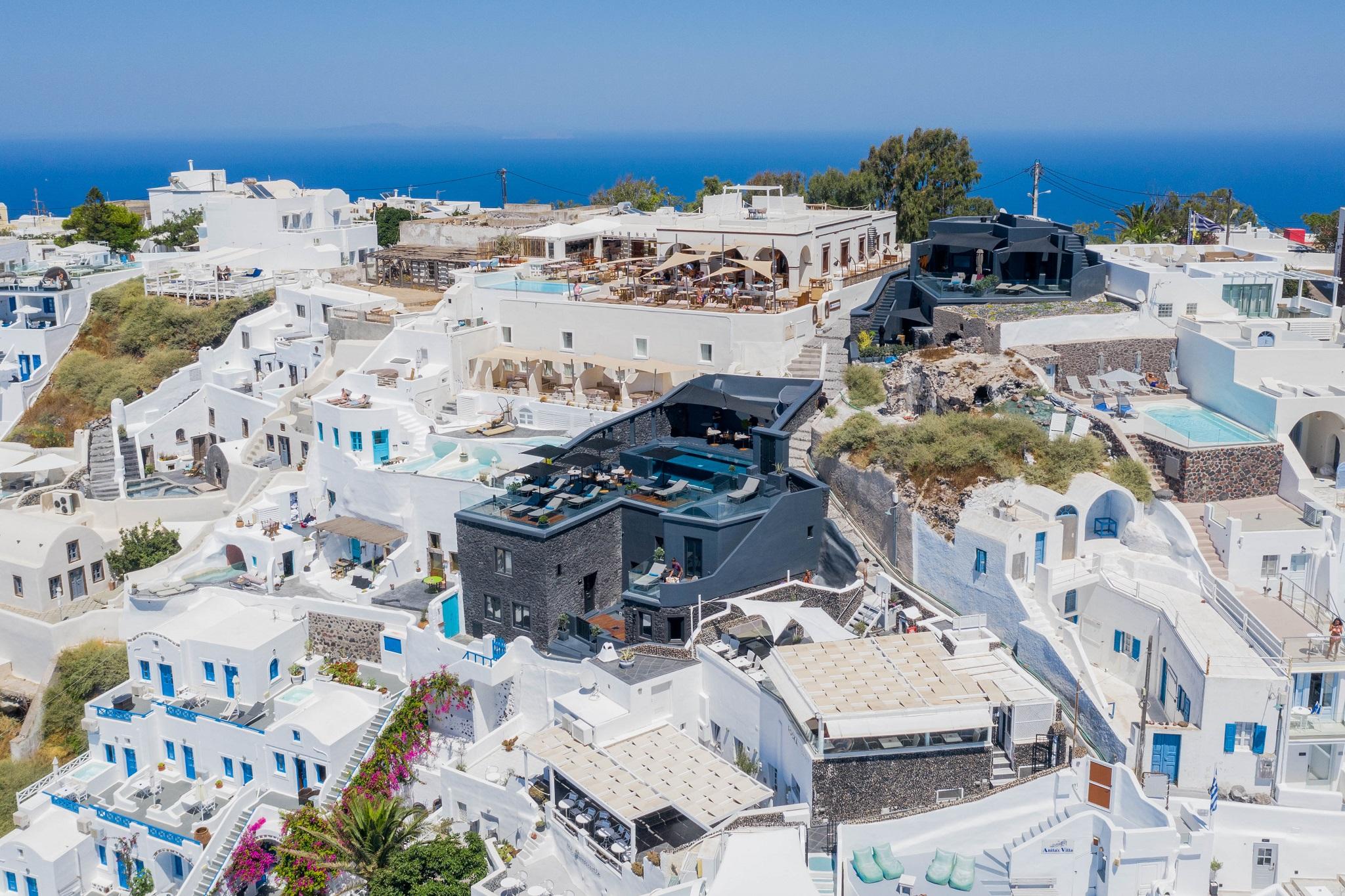Kivotos Santorini