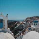 Oia, Villaggi di Santorini