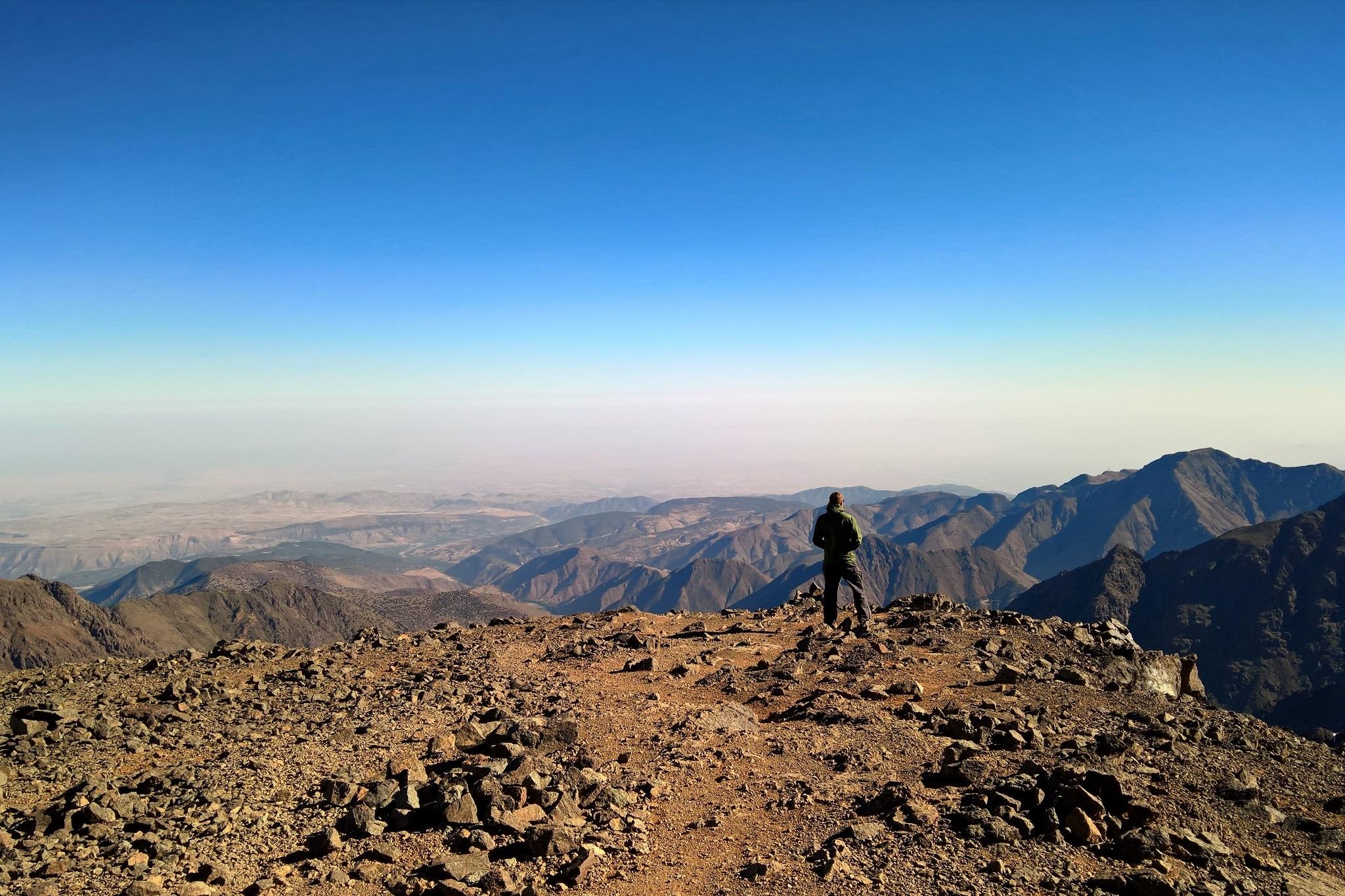 Trekking in Marocco